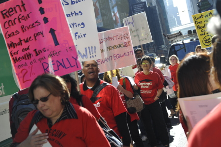 psc cuny contract